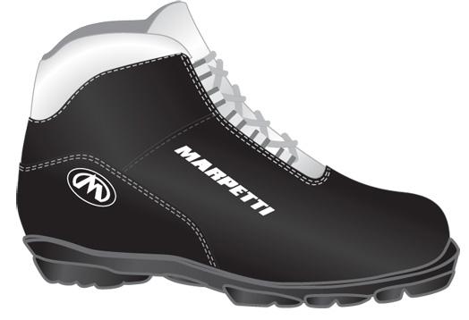 Лыжные ботинки MARPETTI 2014-15 BOLZANO NNN синтетика - артикул: 605700423