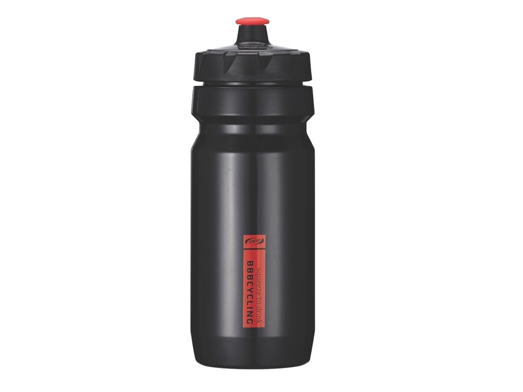 Фляга вело BBB 550ml. CompTank черный/красный (BWB-01)