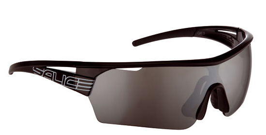 Очки солнцезащитные Salice 006RW BLACK/RW BLACK