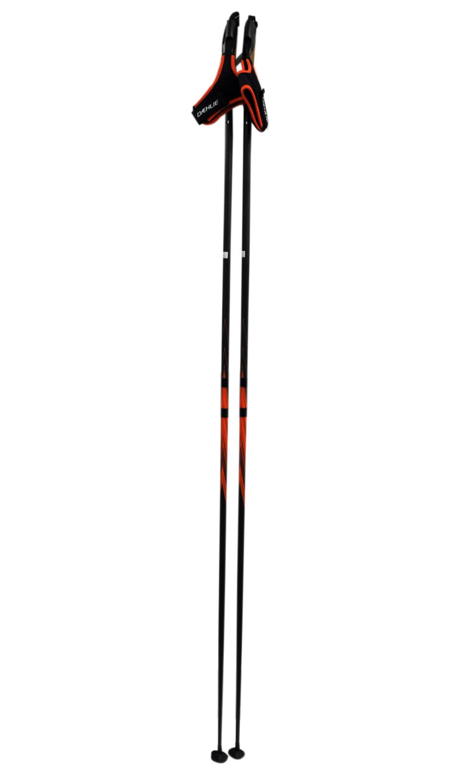Лыжные палки Bjorn Daehlie 2017-18 LEGEND BLACK (см:165) - артикул: 994080221