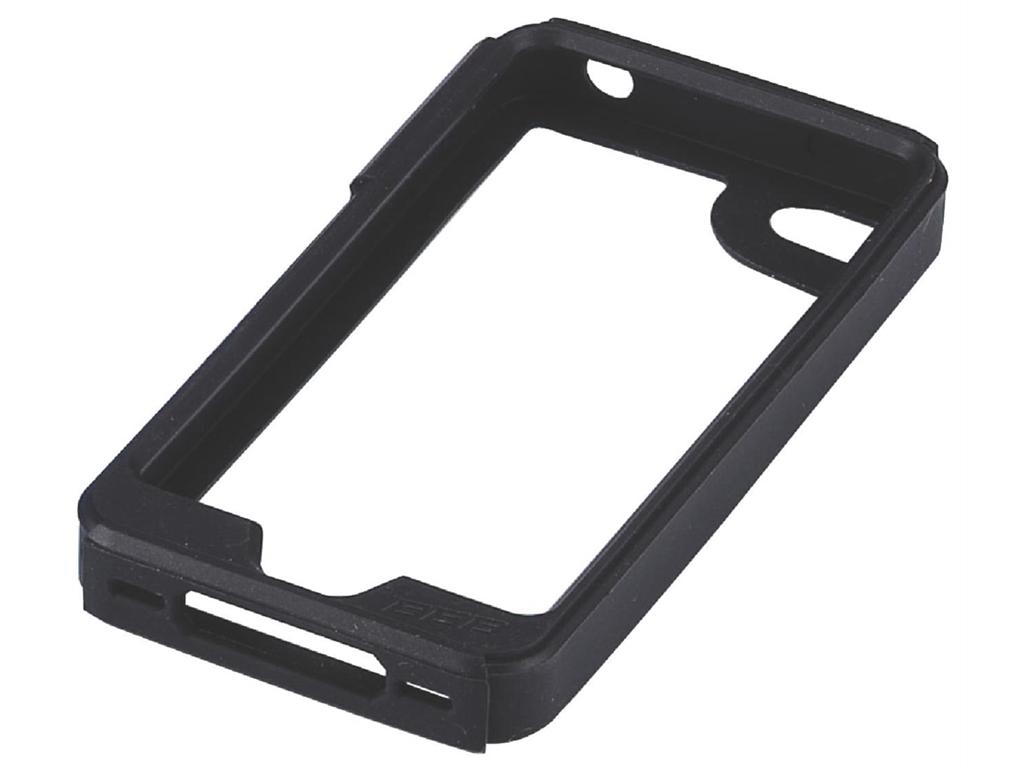 Рамка для телефона BBB 2015 smart phone mount Sleeve Patron I4 black (BSM-32)