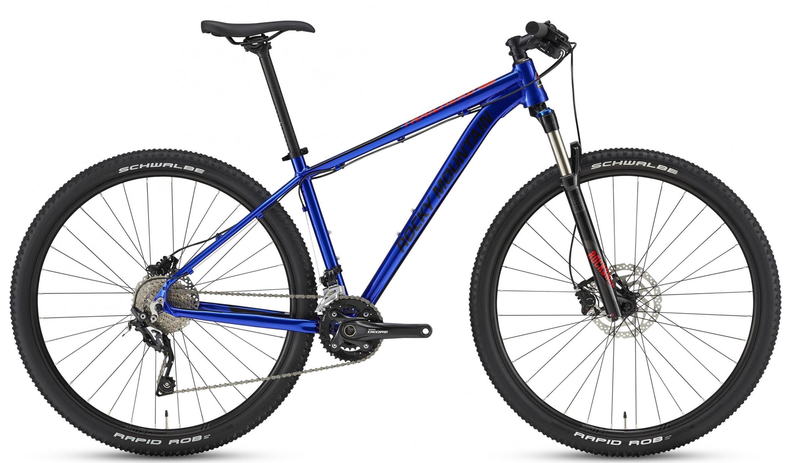 Велосипед ROCKY MOUNTAIN Trailhead 40 2018, Велосипеды - арт. 1032010390