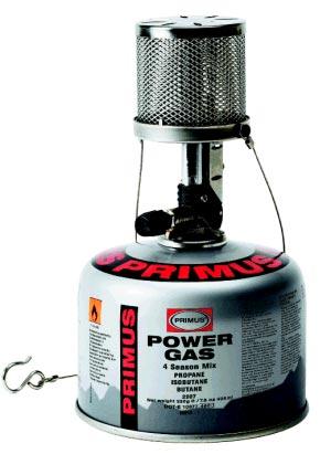 Газовая лампа Primus MicronLantern - Steel Mesh - артикул: 675560205