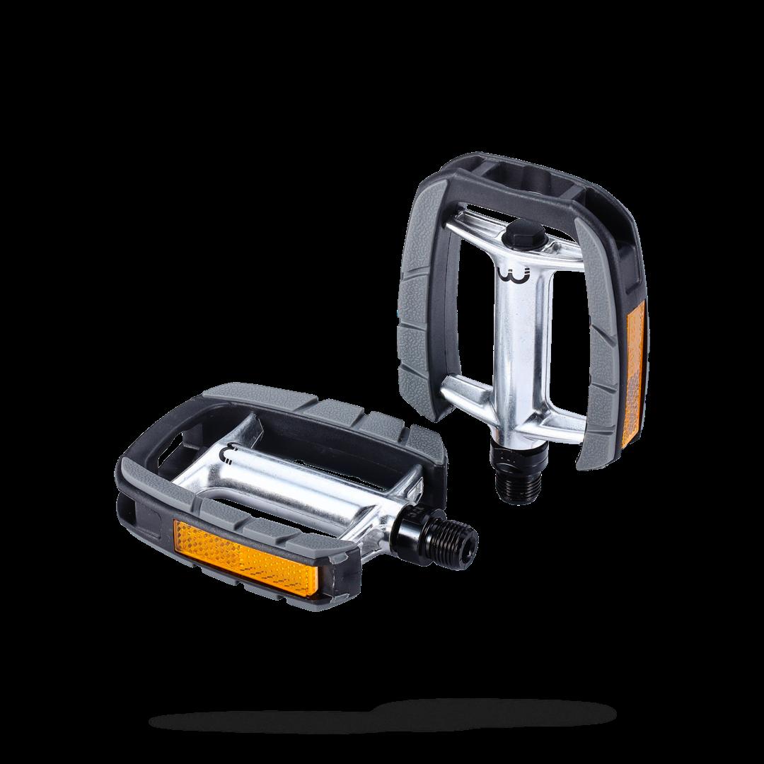 Педали BBB trekking ComfortLight черный, Педали и трансмиссия - арт. 1022350365