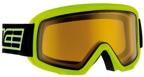 Очки горнолыжные Salice 608DAF BLACK/AMBER (б/р:ONE SIZE)