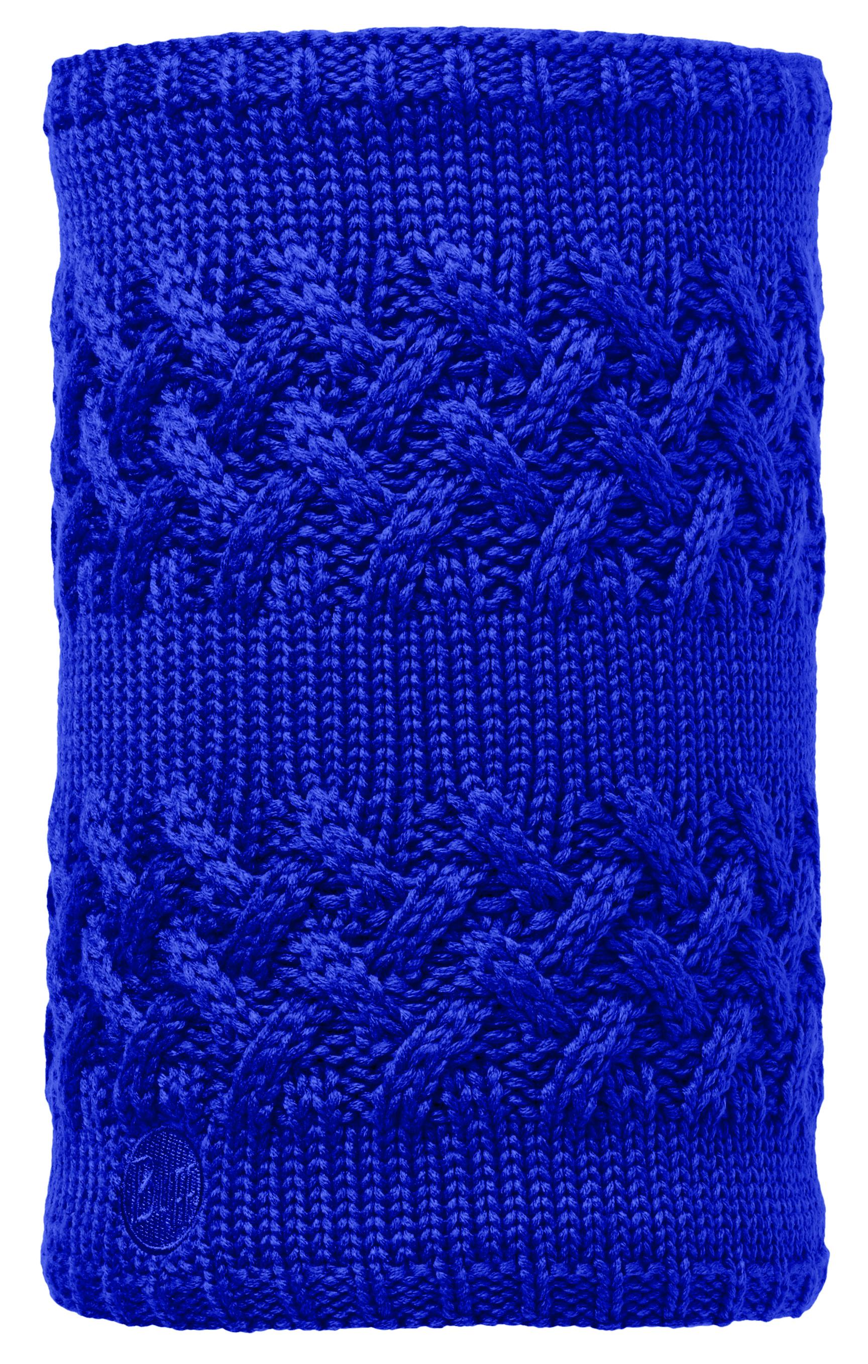 Шарф BUFF KNITTED & POLAR NECKWARMER BUFF SAVVA MAZARINE BLUE (US:one size)