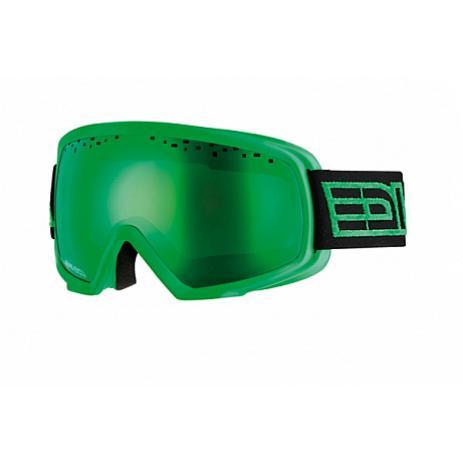 Очки горнолыжные Salice 609DARWFV CHARCOAL/RW GREEN (б/р:ONE SIZE), Горнолыжные очки и маски - арт. 970660418