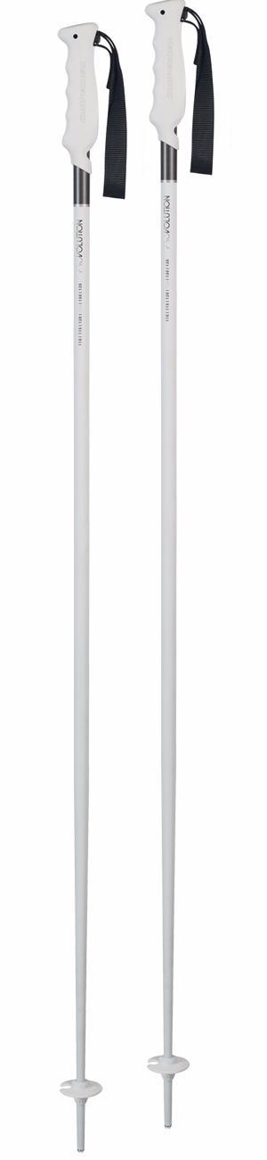 Горнолыжные палки KOMPERDELL 2017-18 Alpine universal Provolution white 18mm (см:125) - артикул: 980080221