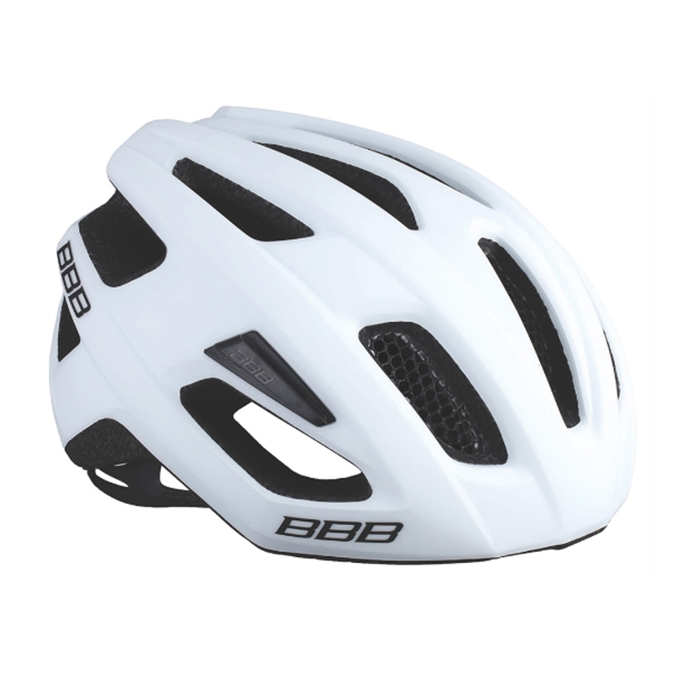 Летний шлем BBB Kite матово-белый (BHE-29)