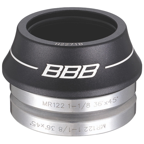 Рулевая колонка BBB headset Integrated 41.0mm 15mm alloy cone spacer (BHP-41)