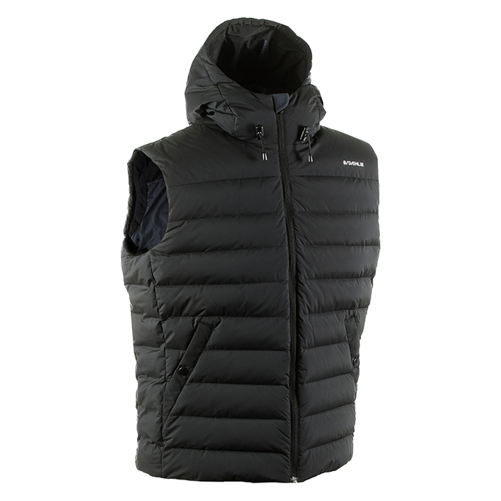 Жилет беговой Bjorn Daehlie 2016-17 Vest AFTERSKI Black