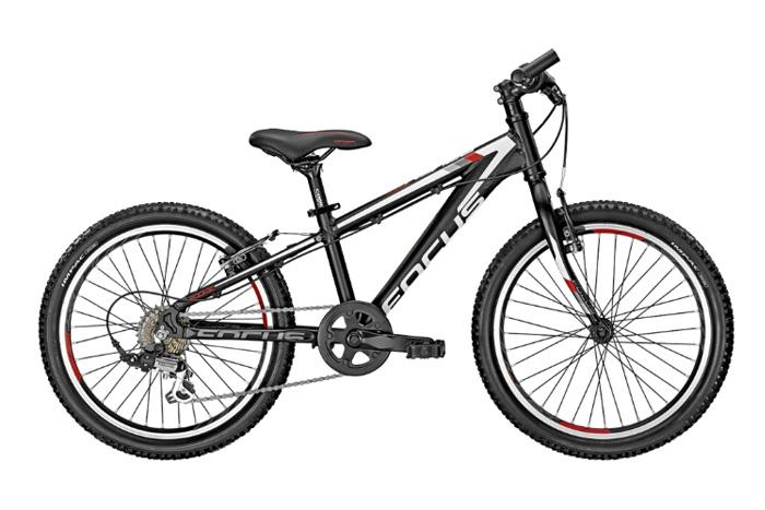 Велосипед FOCUS RAVEN ROOKIE 20 2016 BLACKMATT