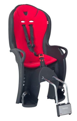 Детское кресло HAMAX KISS черный/красный, Велокресла - арт. 708010364