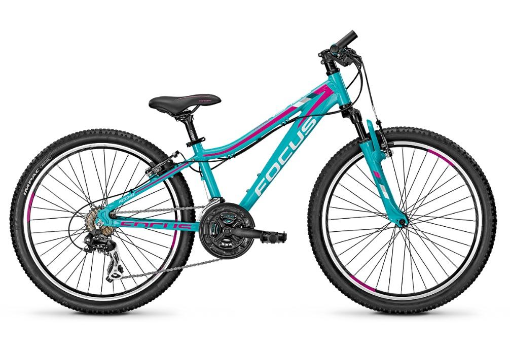 Велосипед FOCUS RAVEN ROOKIE 1.0 20R 2017 AQUABLUE, Велосипеды - арт. 829210390