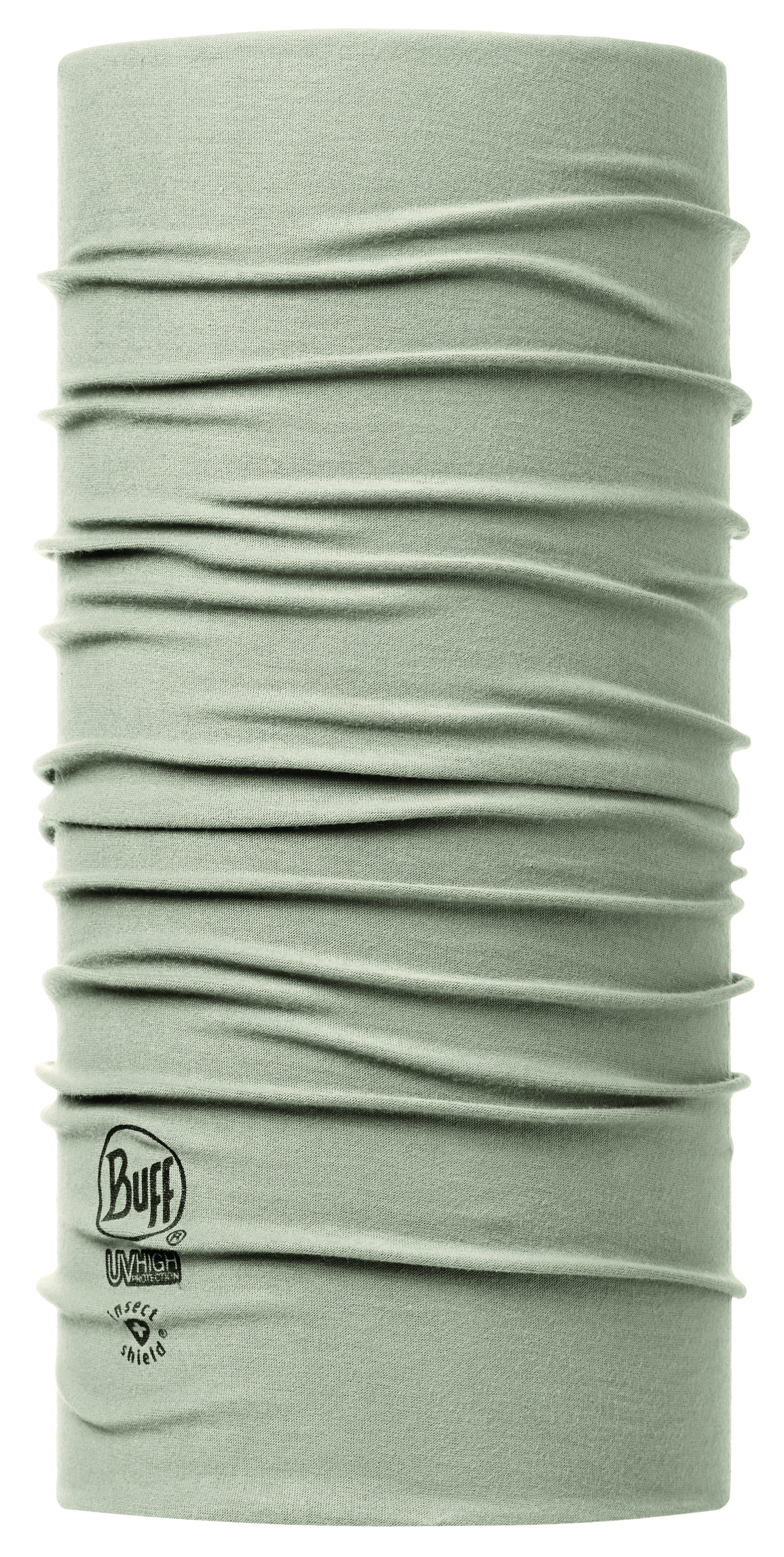 Бандана BUFF Solid Colors INSECT SHIELD BUFF® MINERAL