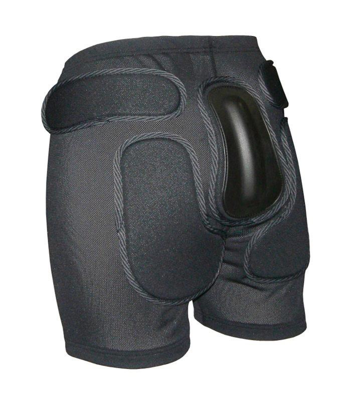 Защитные шорты BIONT 2016-17 Сноуборд черный, Сноуборды - арт. 694830421