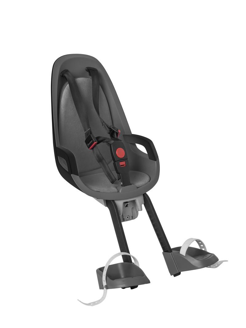 Детское кресло HAMAX CARESS OBSERVER серый - артикул: 578130355