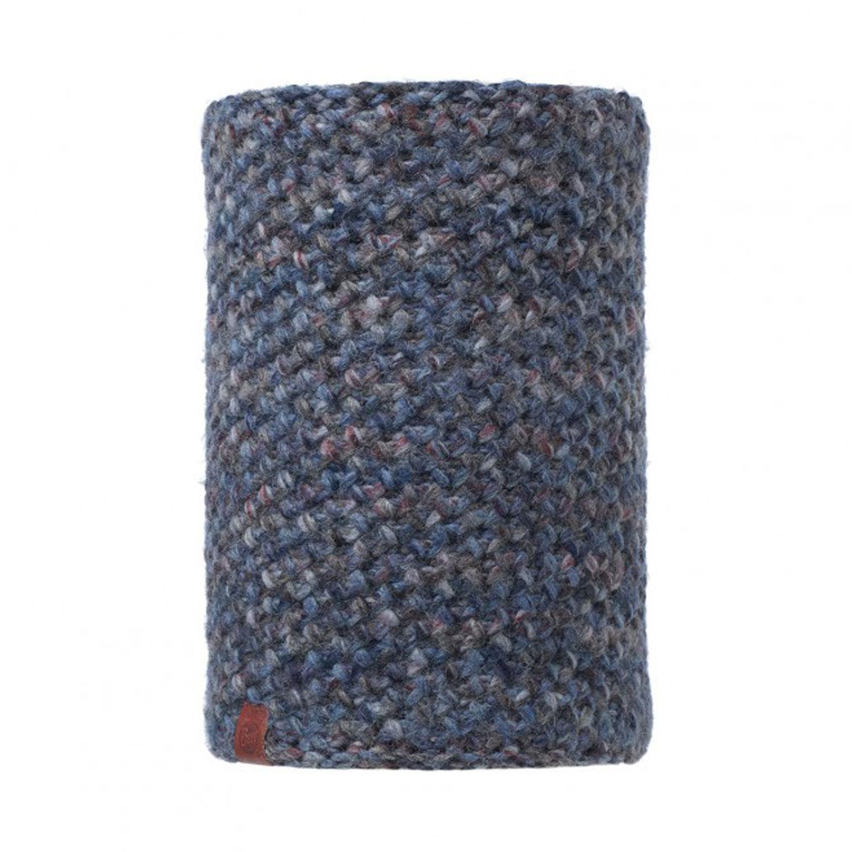 Купить Шарф BUFF KNITTED & POLAR NECKWARMER MARGO BLUE, Buff Original