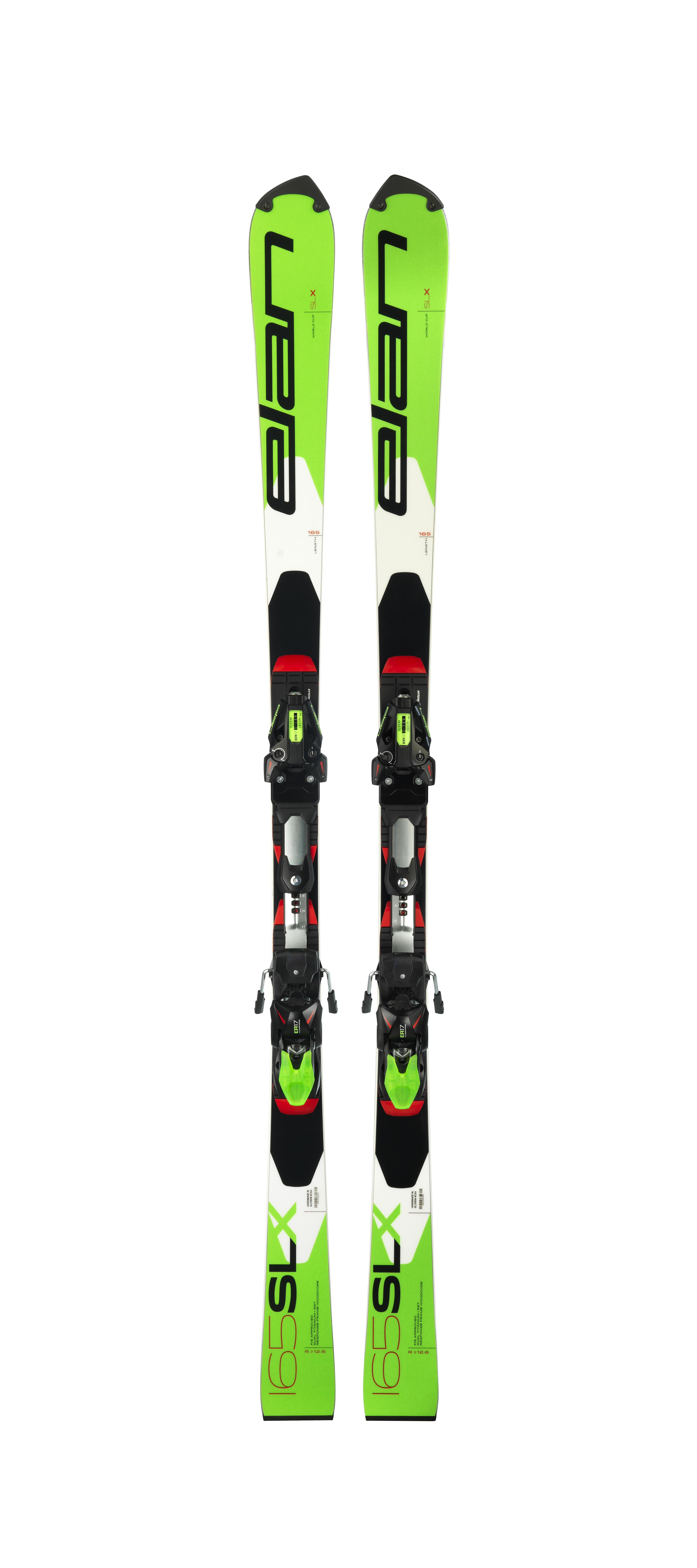 Купить Горные лыжи Elan 2017-18 SLX FIS PLATE