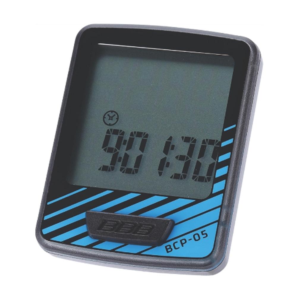 Компьютер BBB DashBoard 7 functions проводной черный/синий (BCP-05), Все для велотуризма - арт. 819880351