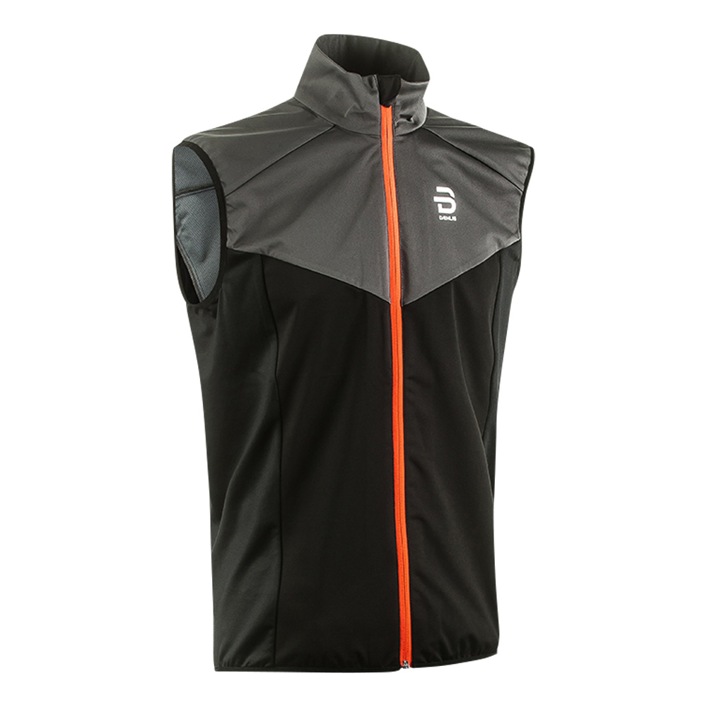 Жилет беговой Bjorn Daehlie 2016-17 Vest ATHLETE Black