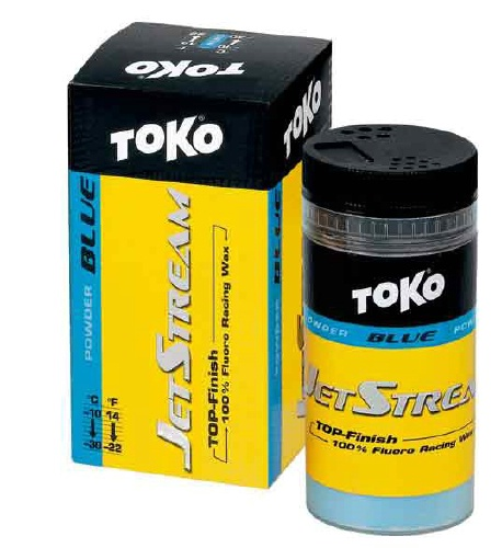 Порошок-ускоритель TOKO JetStream (синий -10/-30С, 30 гр.) - артикул: 604710435