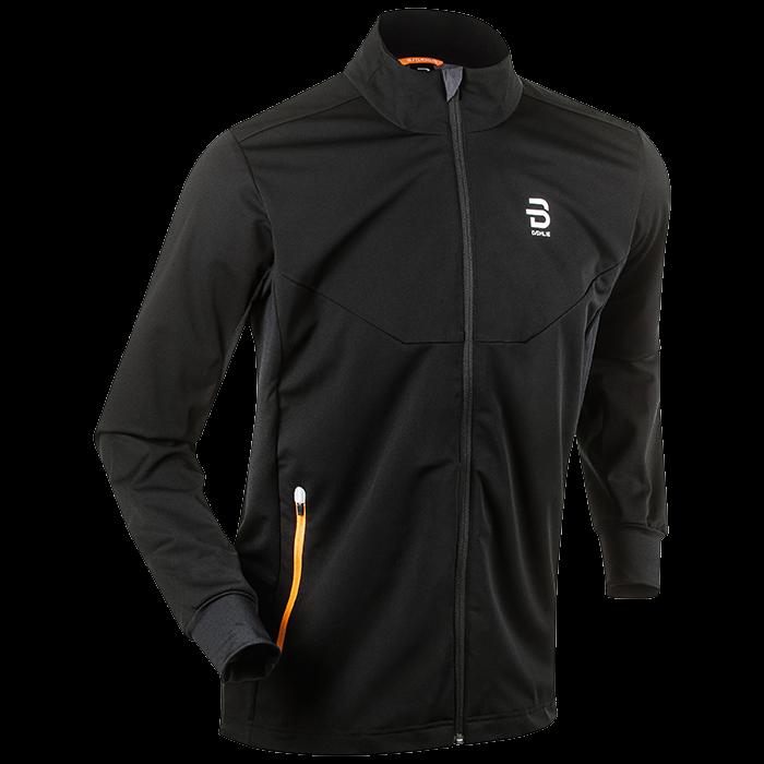 Куртка беговая Bjorn Daehlie 2017-18 Jacket Trysil Black, Куртки - арт. 993610156