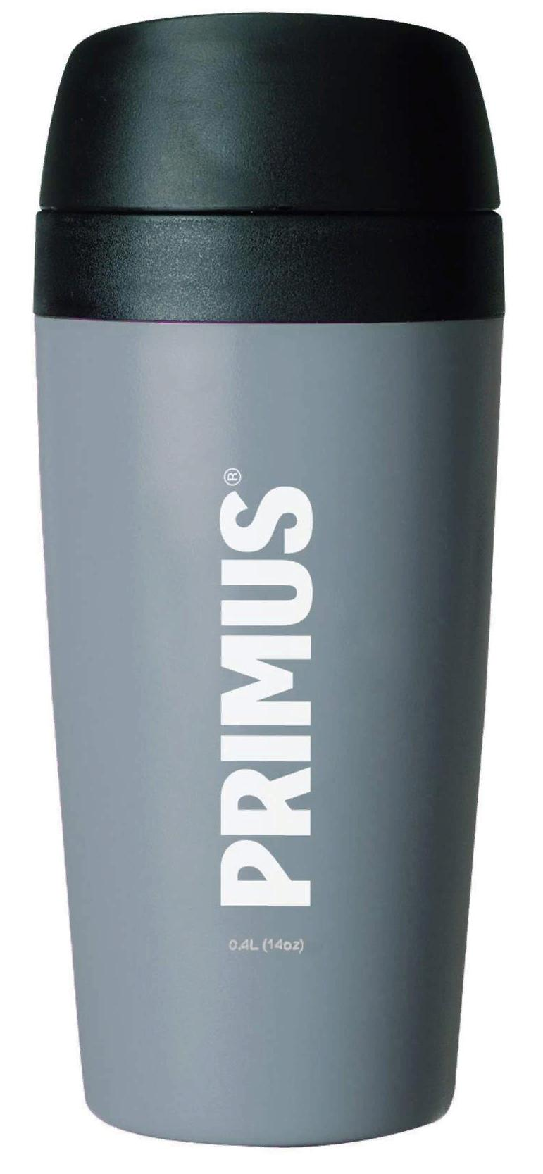 Термокружка Primus Commuter mug 0.4 Concrete Gray, Посуда - арт. 1044120196