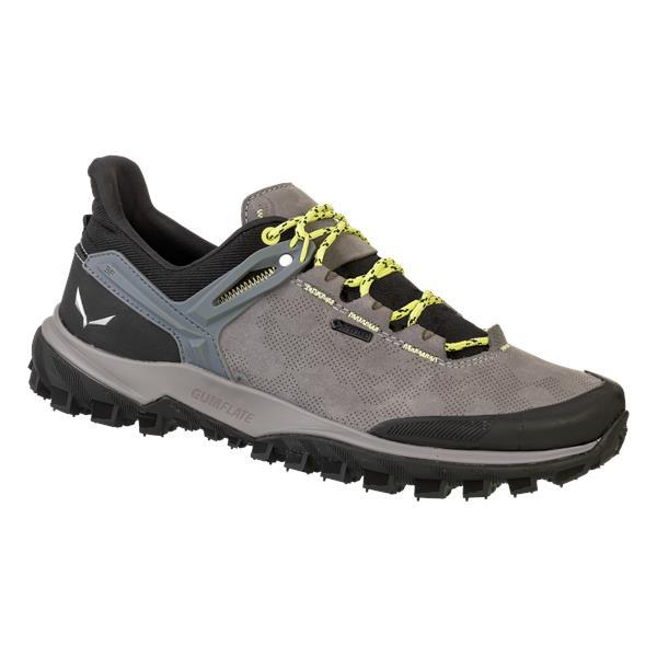 Ботинки для хайкинга (низкие) Salewa 2017-18 WS WANDER HIKER GTX Sauric/Limelight (UK:6), Треккинговая обувь - арт. 970320252