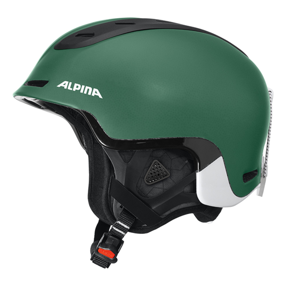 Зимний Шлем Alpina SPINE pine-green matt (см:55-59) - артикул: 970950428