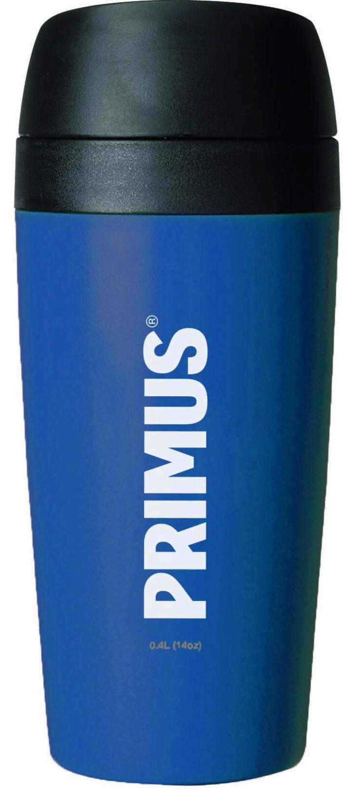 Термокружка Primus Commuter mug 0.4 Deep Blue, Посуда - арт. 1044140196