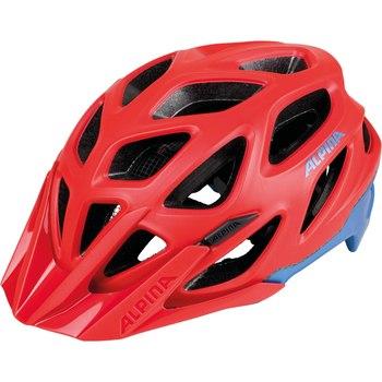 Велошлем Alpina 2018 Mythos 3.0 LE red-blue