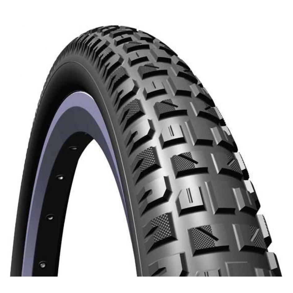 Велопокрышка RUBENA V92 X-CALIBER 20 x 2,00 (52-406) CL черный