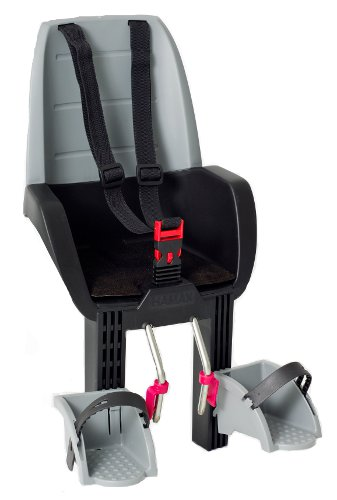 Детское кресло HAMAX DISCOVERY 101 серый/черный
