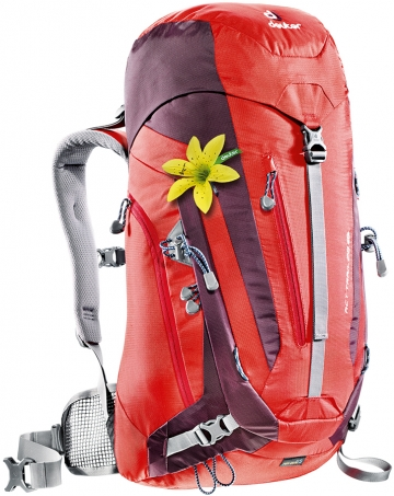 Рюкзак Deuter 2015 ACT Trail ACT Trail 28 SL fire-aubergine