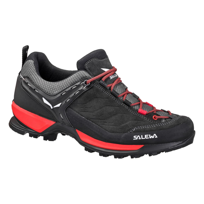 Ботинки для треккинга (высокие) Salewa 2018 MS MTN TRAINER Black Out/Bergot, Треккинговая обувь - арт. 1028000252