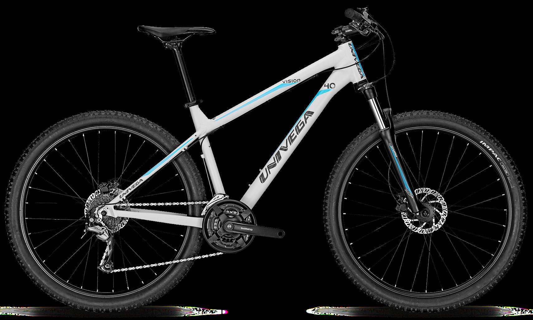 Велосипед UNIVEGA VISION 4.0 2018 cool grey matt, Велосипеды - арт. 1028590390