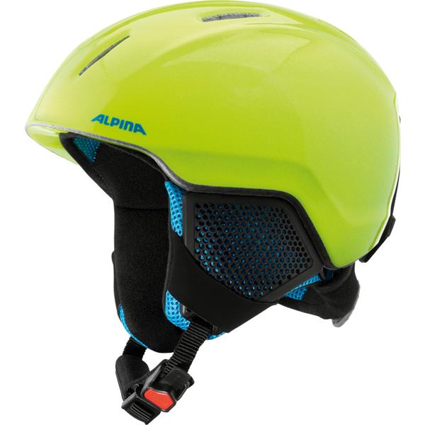 Зимний Шлем Alpina CARAT LX neon-yellow, Горнолыжные и сноубордические шлемы - арт. 925880428