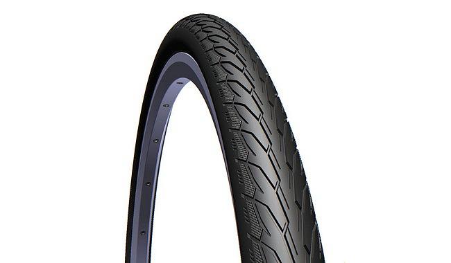Велопокрышка RUBENA V66 FLASH 700 x 28C (28-622) CL черный