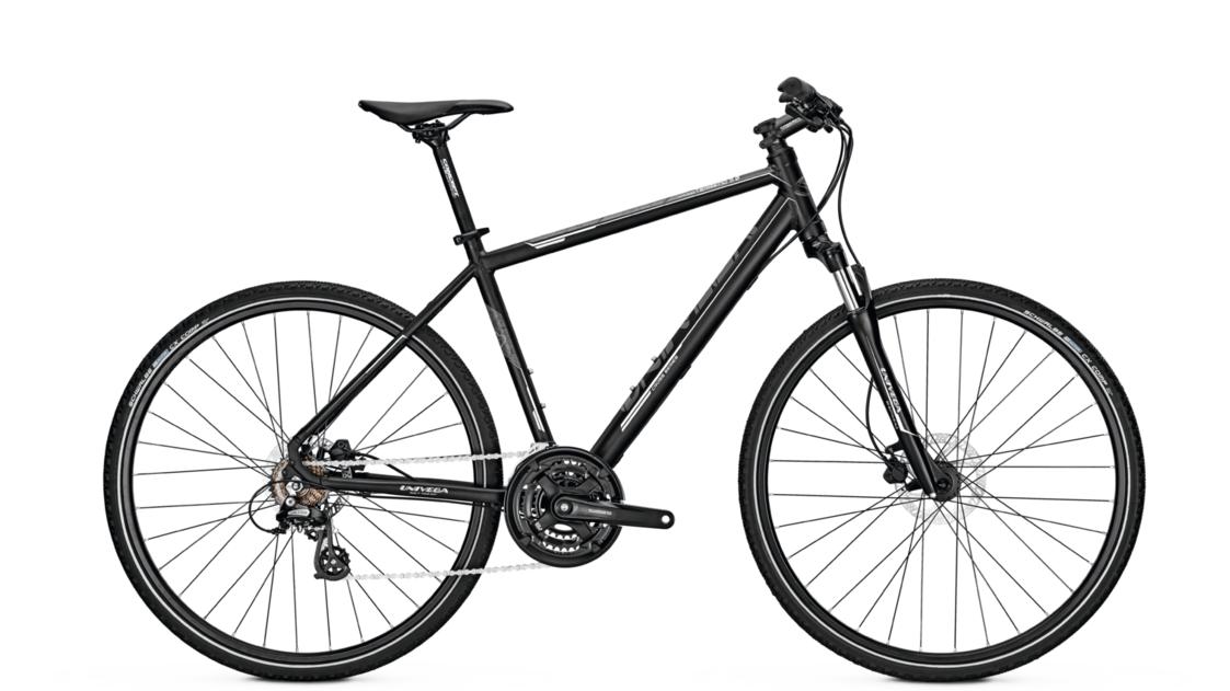 Велосипед UNIVEGA TERRENO 3.0 2017 magicblackmatt, Велосипеды - арт. 843950390