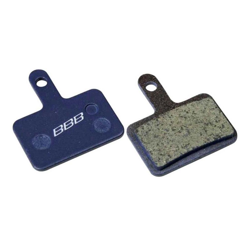 Тормозные колодки BBB DiscStop comp.w/Shimano Deore mechanic M515, M495, M475, M465, M416, Nexave C501, C601, RST D-power, Tektro Aquila синий (BBS-52)