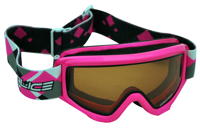 Очки горнолыжные Salice 708DAF FUCHSIA/PINK (б/р:ONE SIZE), Горнолыжные очки и маски - арт. 993040418