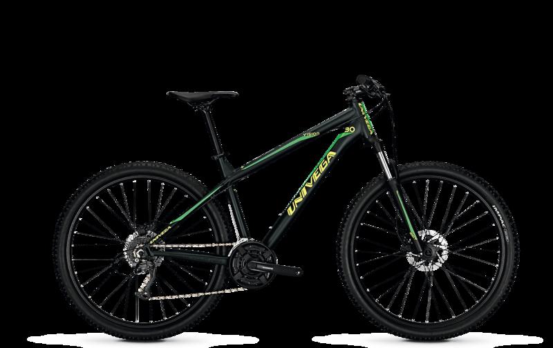 Велосипед UNIVEGA VISION 3.0 2018, Велосипеды - арт. 1027100390