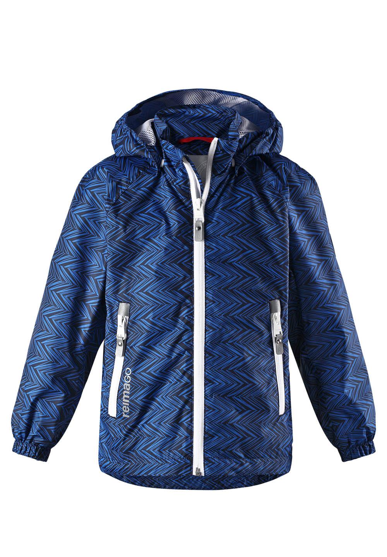 Куртка для активного отдыха Reima 2018 Zigzag NAVY BLUE, Одежда для зимних видов спорта - арт. 1027660410
