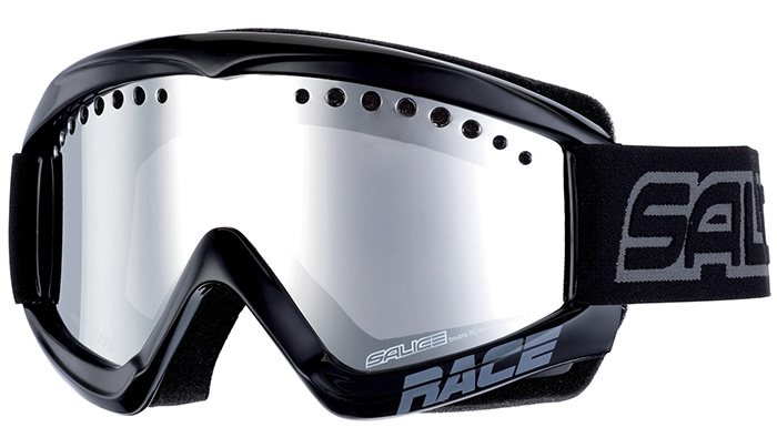 Очки горнолыжные Salice 969DARWFV BLACK/RWBLACK