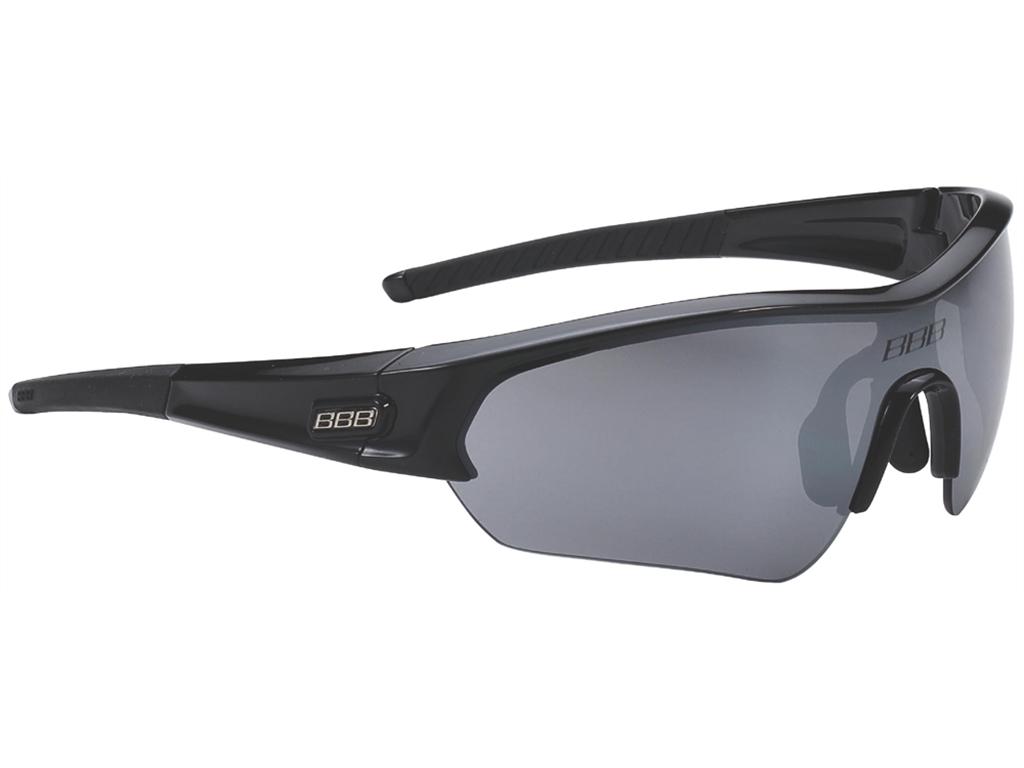 Оправа для велоочков BBB frame Select glossy black, black temple rubber (BSG-43), Очки солнцезащитные - арт. 599120413