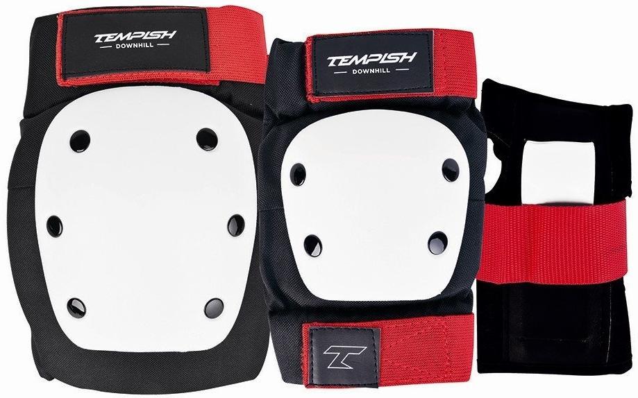 Комплект 3-х элементов защиты TEMPISH 2018 INFERNO, Защита при езде на роликовых коньках - арт. 1044430432