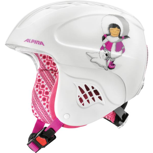 Зимний Шлем Alpina CARAT eskimo-girl, Горнолыжные и сноубордические шлемы - арт. 925830428