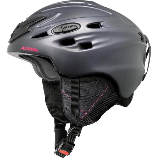 Зимний Шлем Alpina SCARA nightblue-denim matt - артикул: 926030428