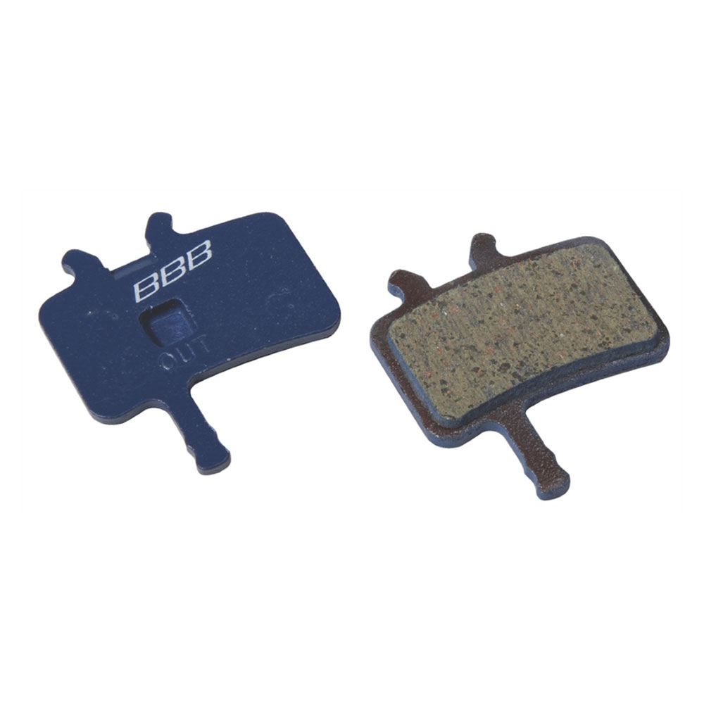 Тормозные колодки BBB DiscStop comp.w/Avid Juicy 7 Juicy 5 and Juicy 3w/spring Ultimate promax DSK-950 синий (BBS-42)